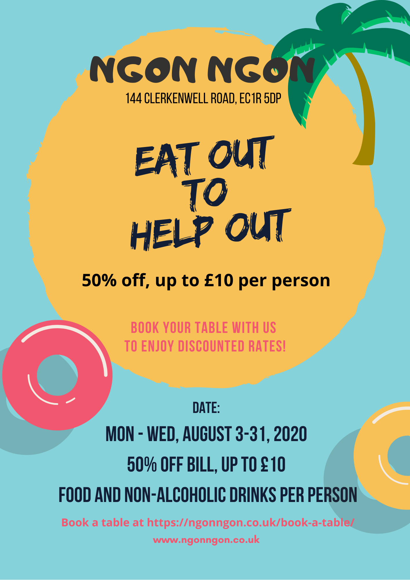 EAT OUT TO HELP OUT!!!